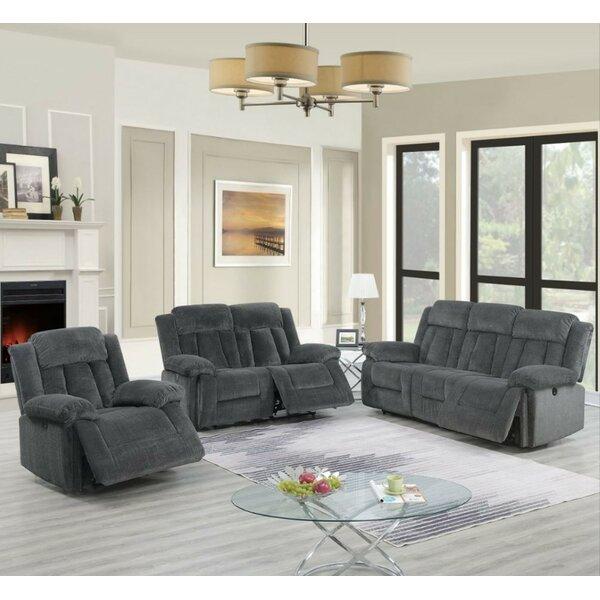 Brea Reclining Configurable Living Room Set By Red Barrel Studio