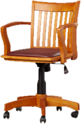 Wood Office Chairs