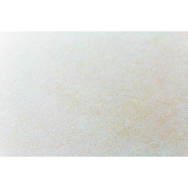 Anabella 9 x 9 Porcelain Field Tile in Blanco by Splashback Tile