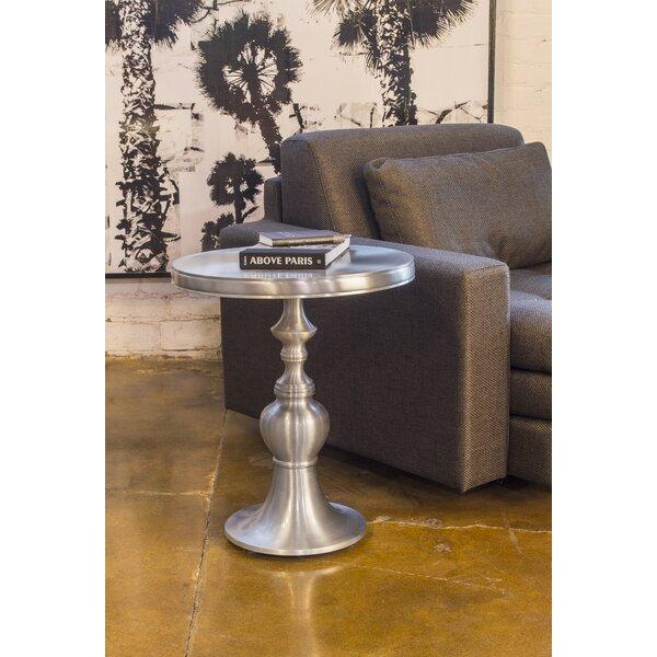 Edison End Table by Allan Copley Designs