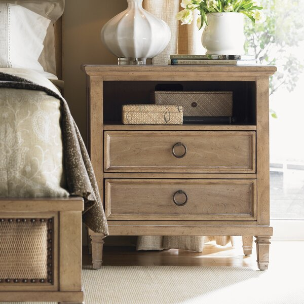 Monterey Sands 2 Drawer Nightstand by Lexington