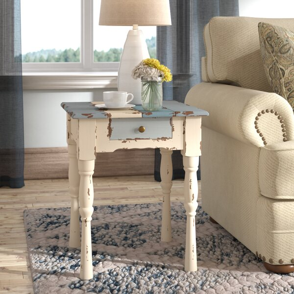 Libourne End Table With Storage By Lark Manor