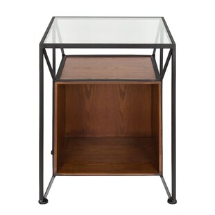 record player furniture vinyl goodspeed record storage end table modern contemporary player stand allmodern