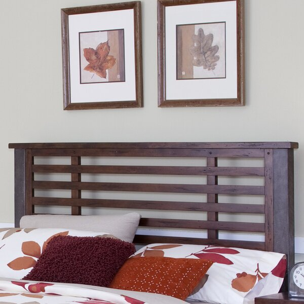 Rockvale Slat Headboard by Loon Peak