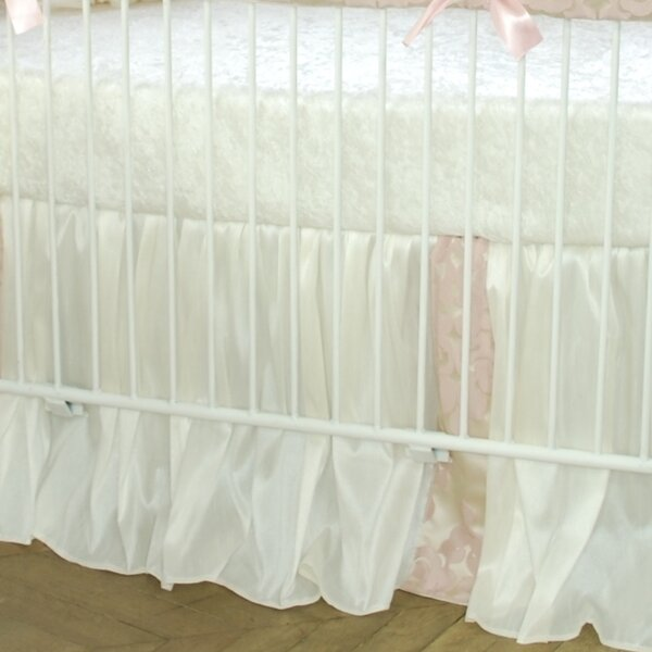 Blush Petal Dust Ruffle by Blueberrie Kids