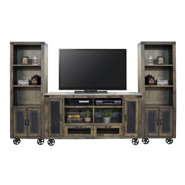 Osmin Entertainment Center for TVs up to 88