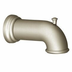 Wall Mount Diverter Spout by Moen