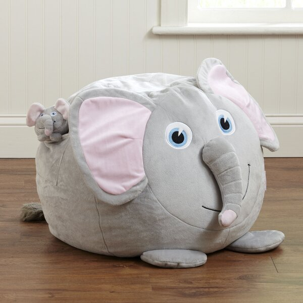 Elephant Bean Bag Chair by Birch Lane Kids™