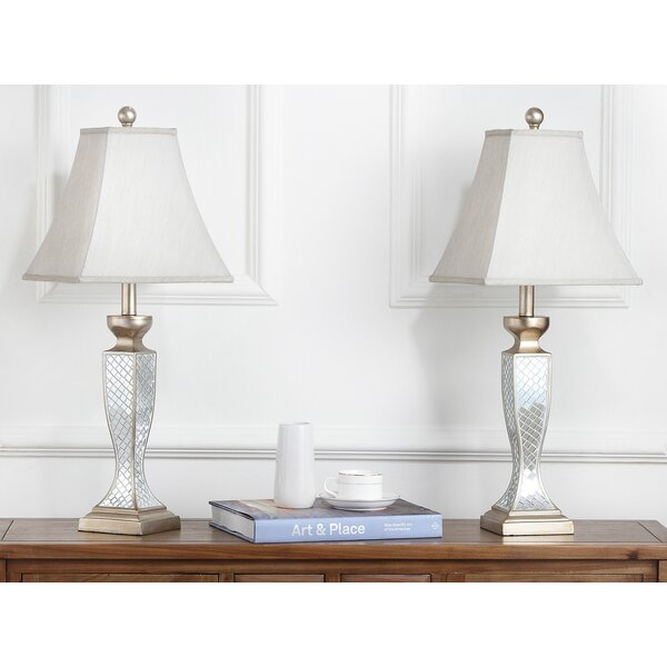 Mirror 28 Table Lamp (Set of 2) by Safavieh