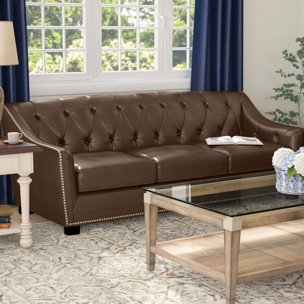 Tux Sofa by Darby Home Co Darby Home Co