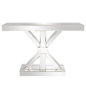 Chase Console Table by Rosdorf Park