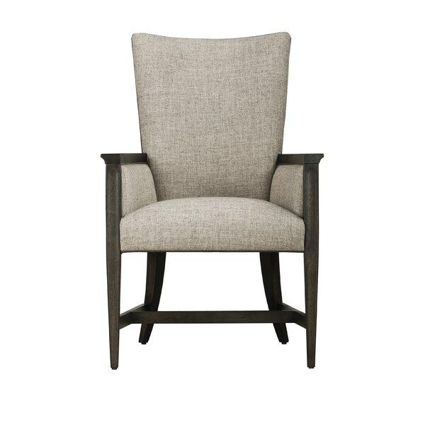 Sherpa Upholstered Dining Chair (Set Of 2) By Wrought Studio