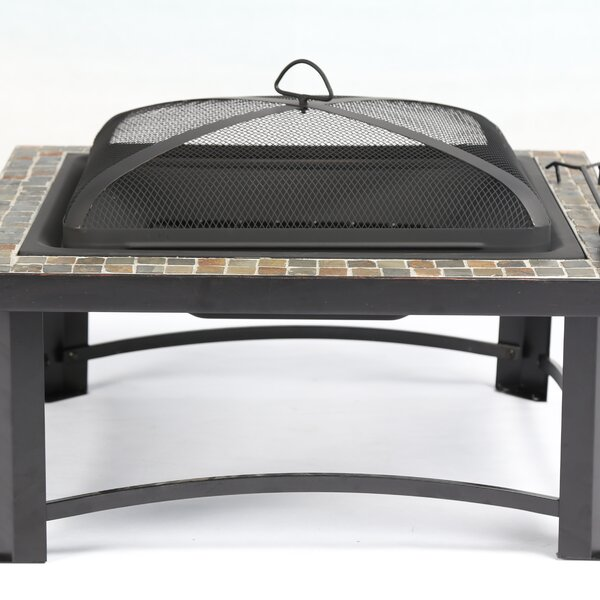 Charcoal Fire Pit by Baner Garden