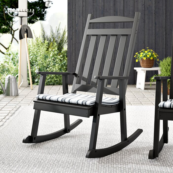 buy popular aa653 f049e Gastonville Classic Porch Rocking Chair