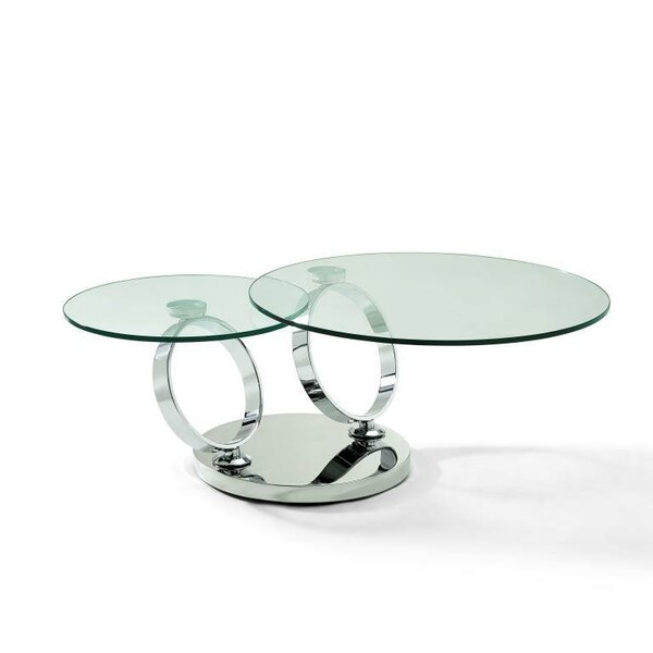 Bouvier Coffee Table by Orren Ellis
