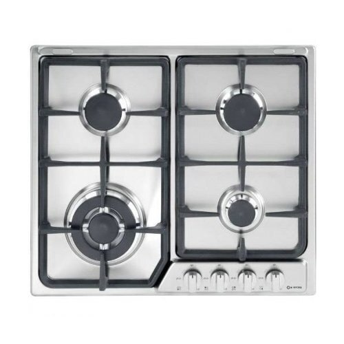 24 Gas Cooktop with 4 Burners by Verona