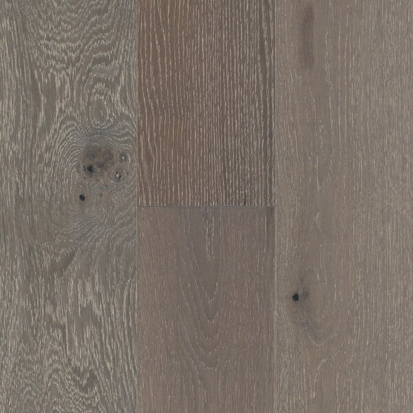 Vintage Harbor 7 Engineered Oak Hardwood Flooring in Armor White by Mohawk Flooring