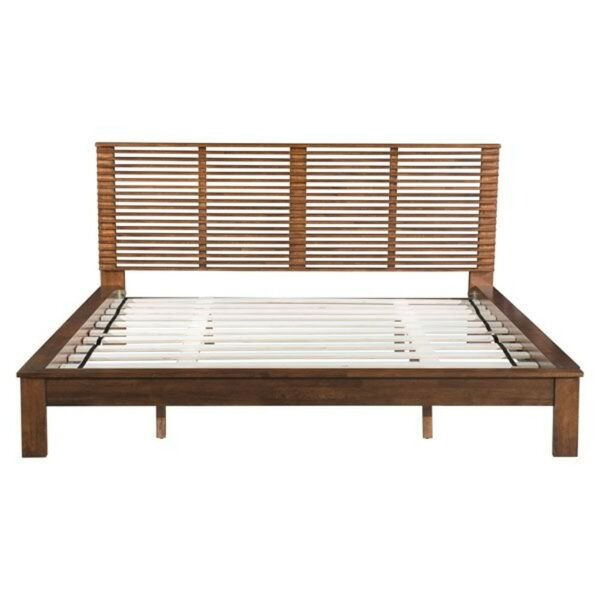 Cicero King Platform Bed by Wrought Studio