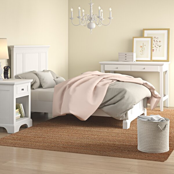 Barnard Twin Panel 3 Piece Bedroom Set by Birch Lane™ Heritage