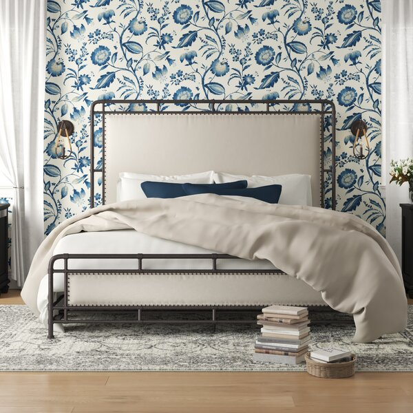Studio 7H Queen Upholstered Standard Bed by Hooker Furniture