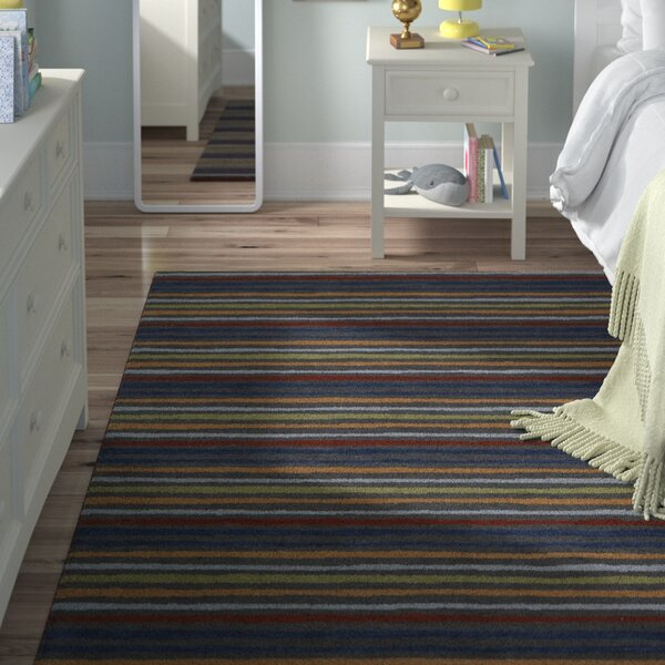 Mary-Kate Gray Area Rug by Viv + Rae