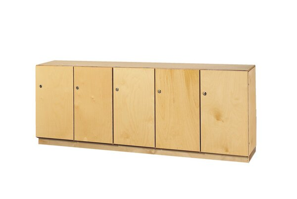 5 Section Coat Locker by Childcraft| @ $453.99