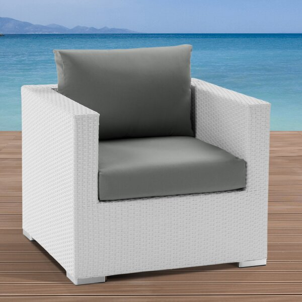 XXL Armchair with Cushion by Home Etc