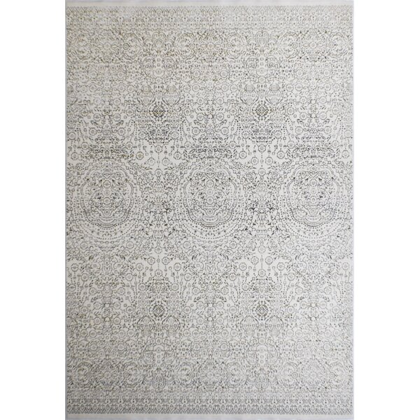 Helena Ivory Area Rug by CosmoLiving by Cosmopolitan