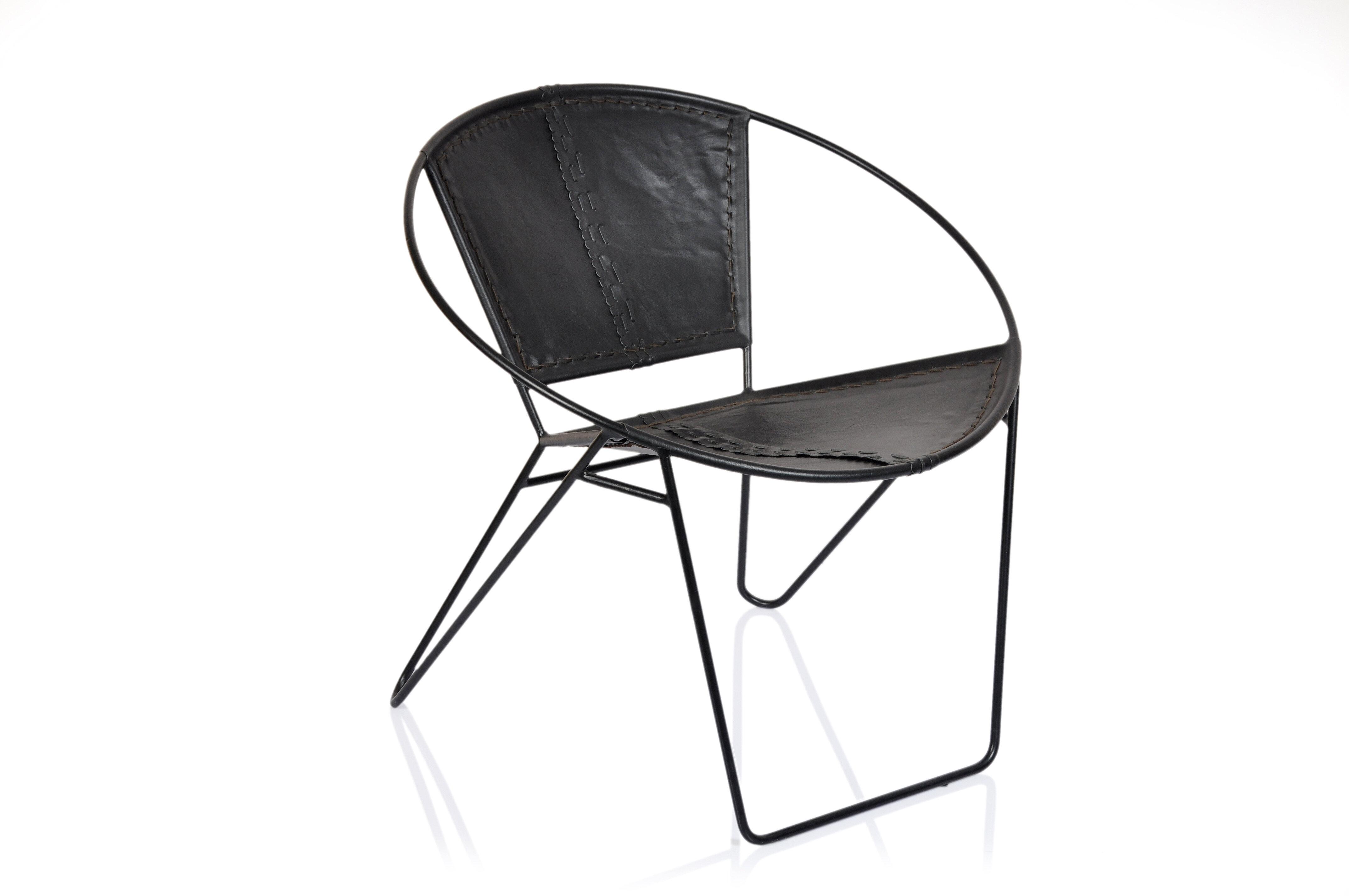 Fashion N You Leather Papasan Chair U0026 Reviews | Wayfair