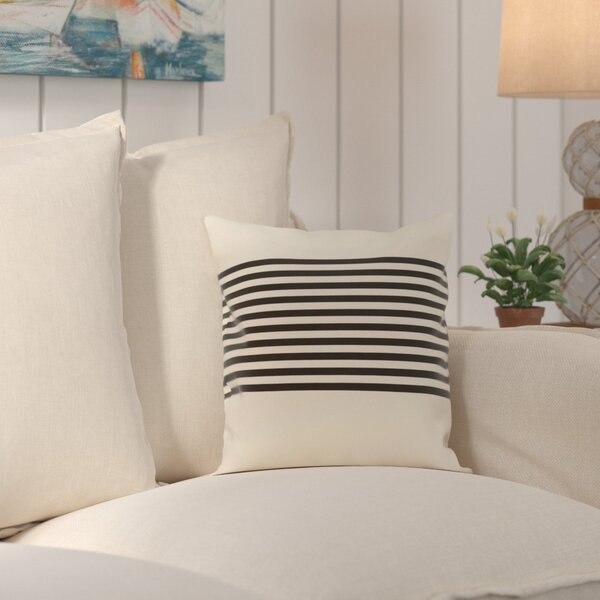 Pea Ridge Throw Pillow by Beachcrest Home