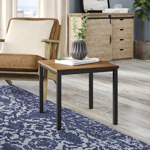 Therrien End Table by Williston Forge Williston Forge