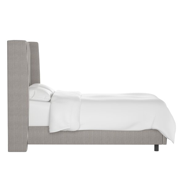Anais Upholstered Standard Bed by Longshore Tides