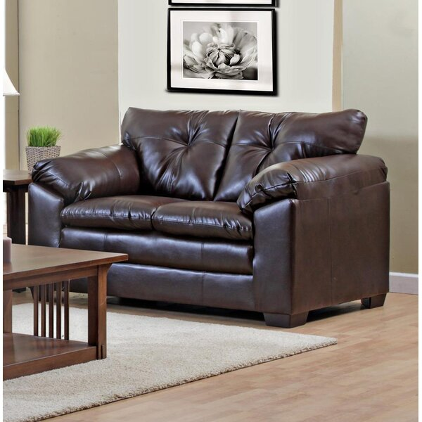 Pflugerville Loveseat By Winston Porter Discount