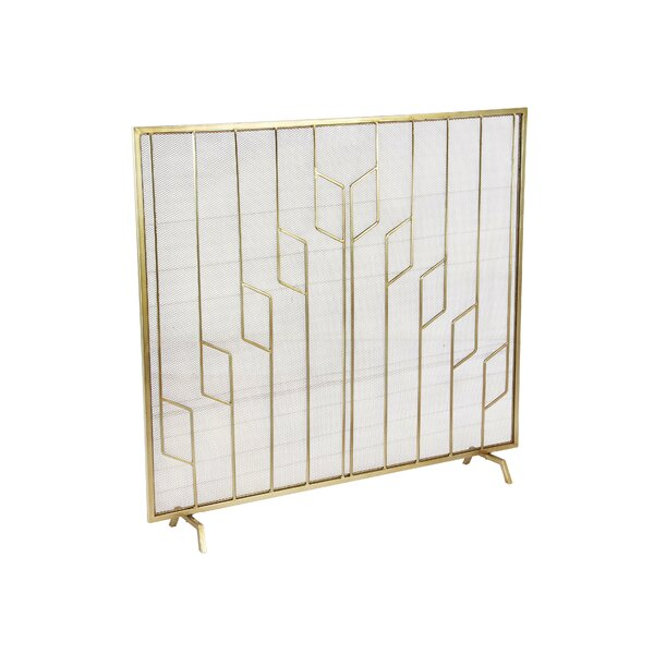 5a2096cd0ca 💥 Single Panel Iron Fireplace Screen By Cole   Grey See Price 2019 ...