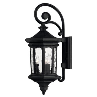 Price comparison Raley 3-Light Outdoor Wall Lantern By Hinkley Lighting