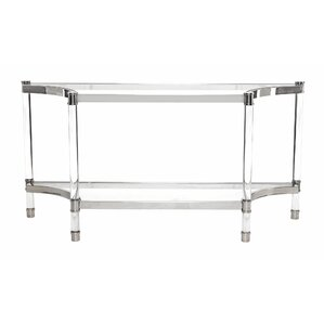 Soho Luxe Console Table by Bernhardt