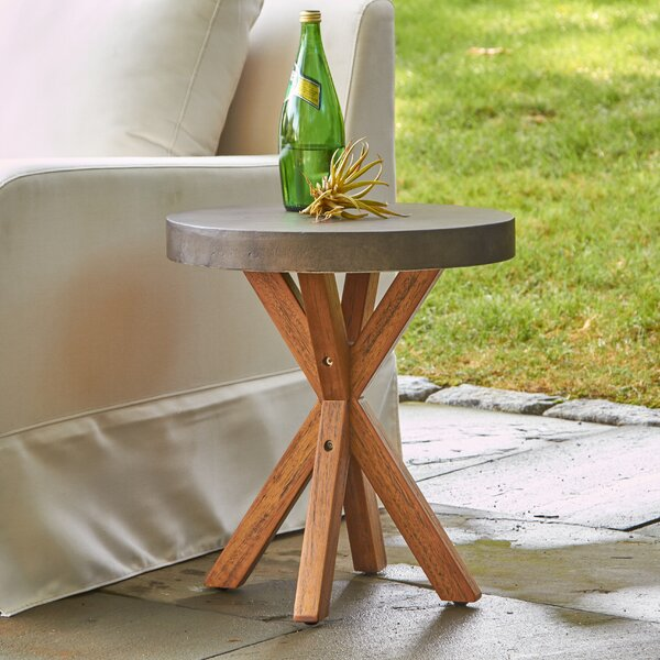 Mancini Round End Table by Birch Lane™