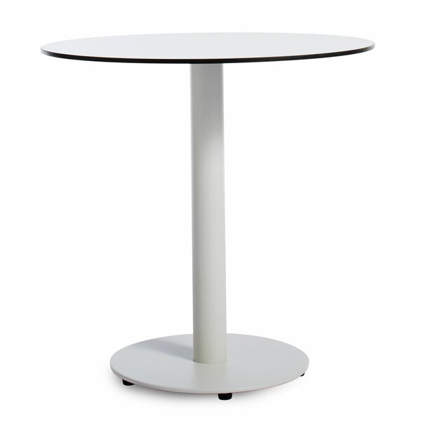 Skiff  Folding  Metal  Bistro Table by Blu Dot