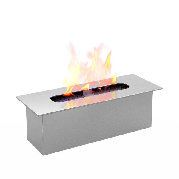 Jennings Bio-Ethanol Fireplace By Ebern Designs