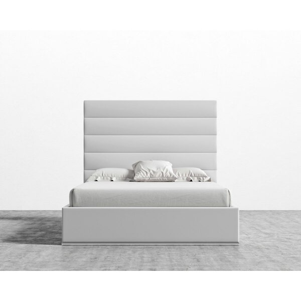 Mario Upholstered Platform Bed by Orren Ellis