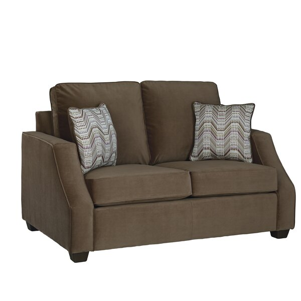 Find Out The New Renard Loveseat by Latitude Run by Latitude Run