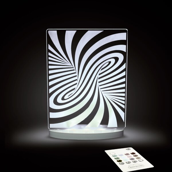 Deco Spiral LED Night Light by CompassCo