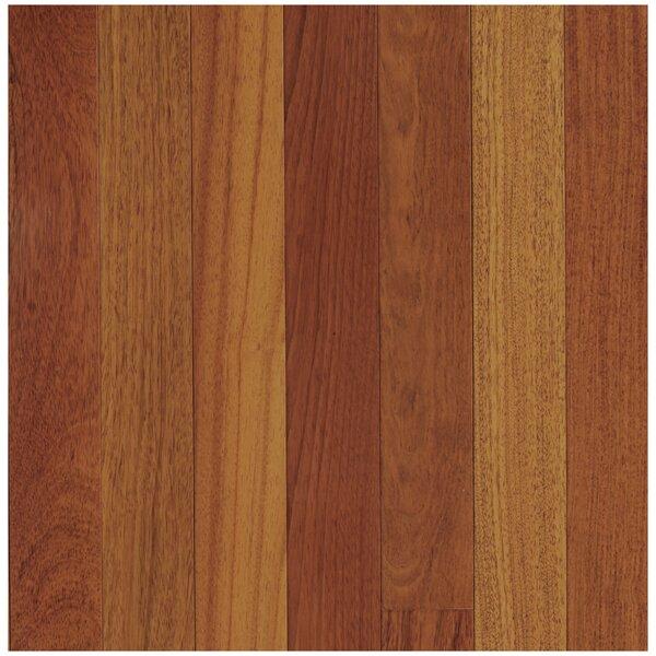 5 Engineered Brazilian Cherry Hardwood Flooring in Natural by Easoon USA