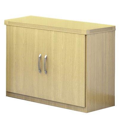 Aberdeen 2 Door Storage Cabinet by Mayline Group