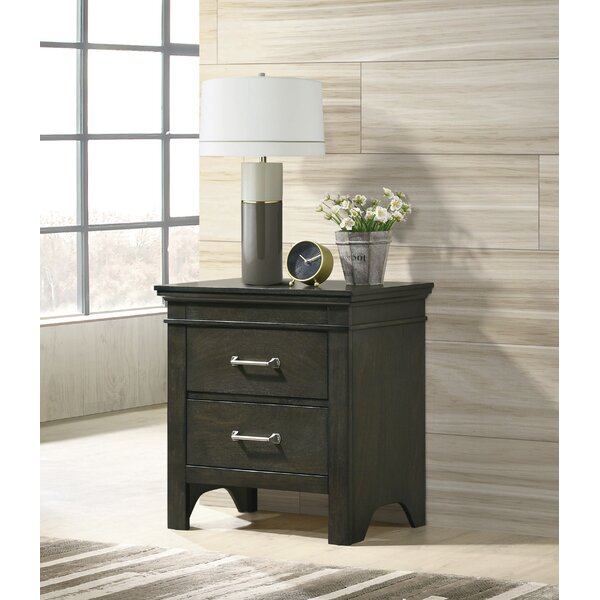 Lenworth 2 Drawer Nightstand by Red Barrel Studio