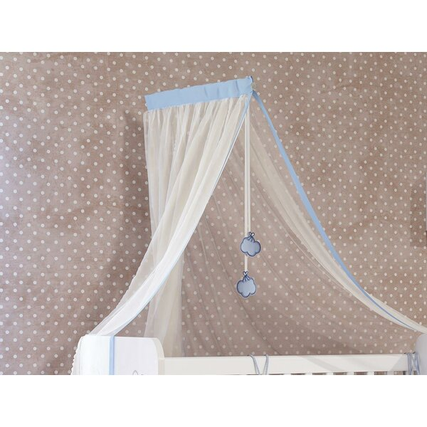 Beachmont Lovely Bed Canopy by Harriet Bee