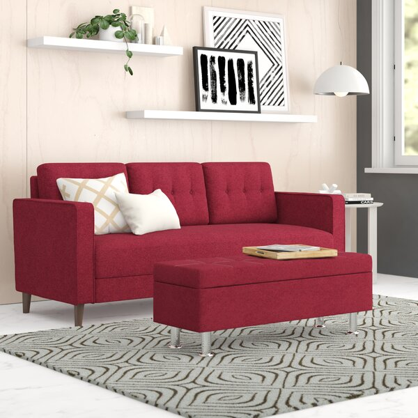 Recommend Saving Orpha Sofa by Zipcode Design by Zipcode Design