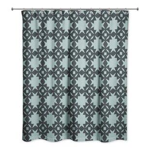 Top Reviews Thorin Shower Curtain ByLatitude Run