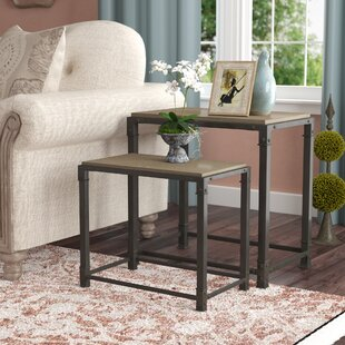 Remy 2 Piece Nesting Tables by Laurel Foundry Modern Farmhouse