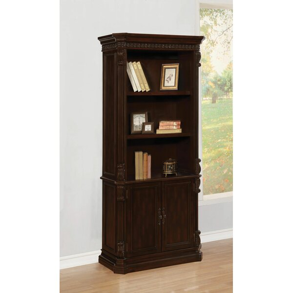 Indie Standard Bookcase By Astoria Grand